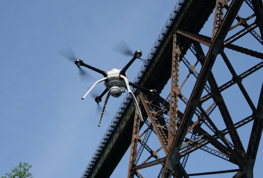 aeryon-bridge1 State DOT: How Can UAVs Aid in Bridge Inspections?