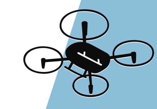blue-illustration-drone Through DARPA Program, SSCI Developing Autonomy for Small, Fast UAVs