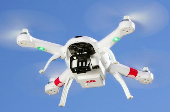 aee1 AEE Drone Now Available at DICK'S Sporting Goods