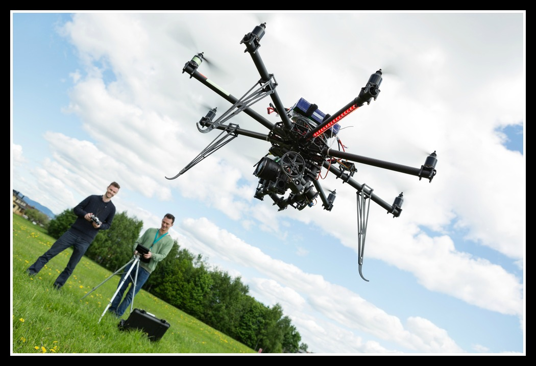 anne-arundel Md. Community College Presents Variety of Courses All About Drones