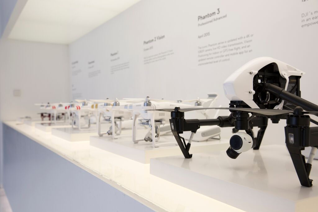 dji-hasselblad DJI and Hasselblad Partner to 'Push Borders of What's Possible in Imaging Technology'