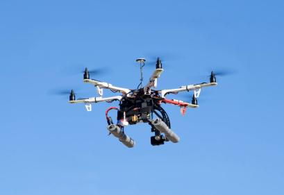 dr0ne-lots-of-blue-space Corporate Directors Hosting Public Event on Drones, Impact on Business