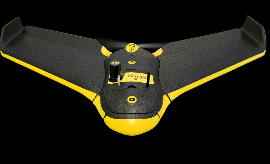 eBee-rtk senseFly Distributor Becomes Dubai's First Commercially Approved Drone Company