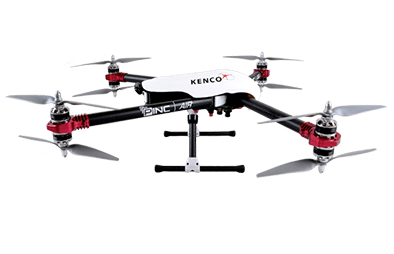 kenco Kenco and PINC Explore Drones for Warehouse Automation, Yard Management