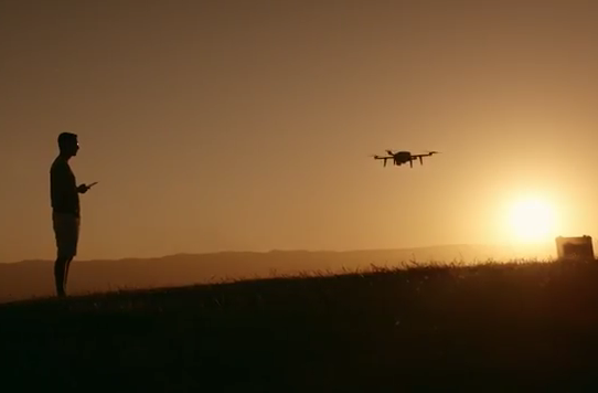 kespry-nvidia Kespry, NVIDIA Demonstrate Drone with Deep-Learning Capability