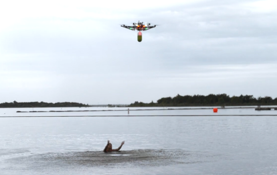 lifeguard-uav Lifeguard UAV Vying for $1 Million in Verizon Contest