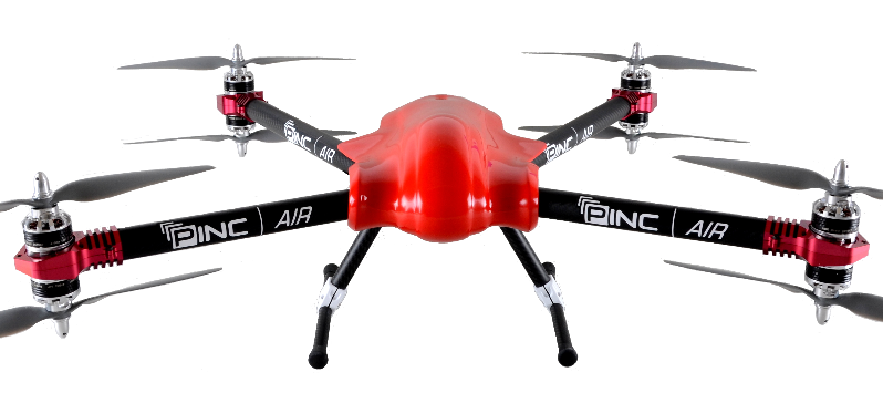 pinc-air FAA-Approved PINC Air Drone Could 'Revolutionize Supply Chain Industry'