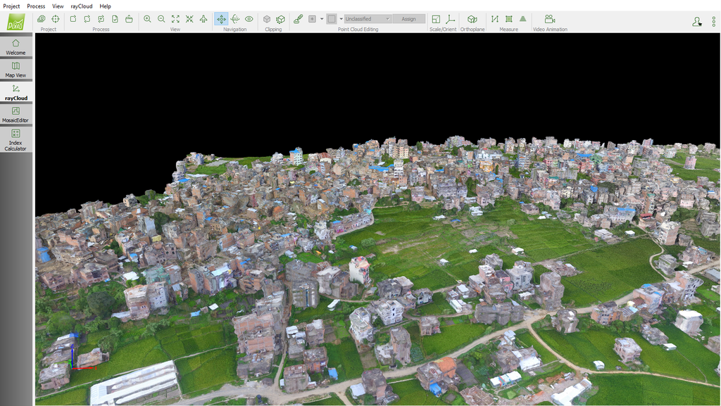 pix4d-nepal Team Heads to Nepal to Teach Drone Mapping for Disaster Response