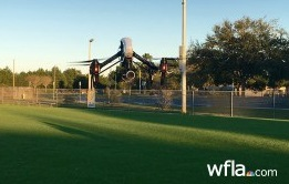 wfla-drone Tampa Bay Station Embraces DJI Drone as Newsgathering Tool