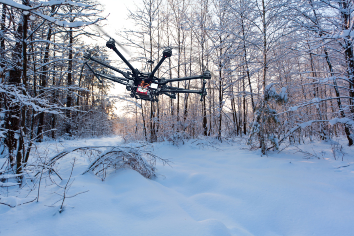 winter-drone Alaska UAS Task Force's New Guidelines Underscore Drone Privacy