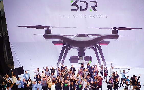3dr-launch-indonesia The 3DR Solo Smart Drone Launches in Indonesia