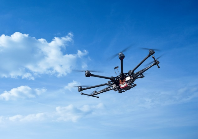 clear-blue ROTOR FX Introduces Drone-Classifieds.com