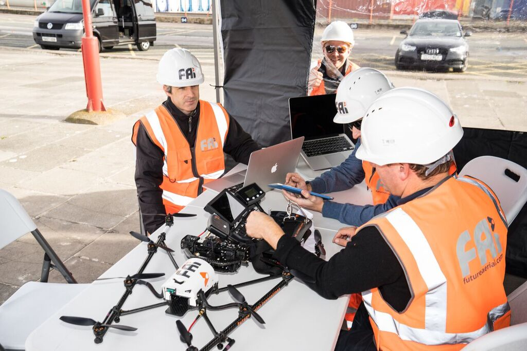 future-aerial London-Based Future Aerial Launches Drone Operations Network
