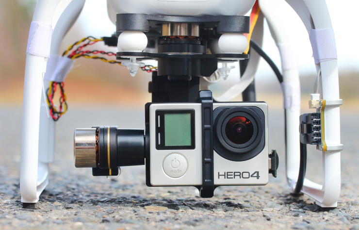 gopro-on-phantom NYC Drone Film Festival: Five Tips for Movie Creation with a Drone