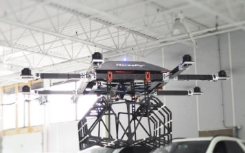 horsefly-2 HorseFly Delivery UAS Gets Commercial Exemption for Testing