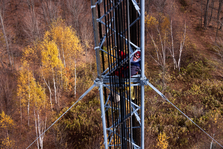 177108991 Sentera Donates Drone Technology to Raise Awareness for Tower Climbing Safety