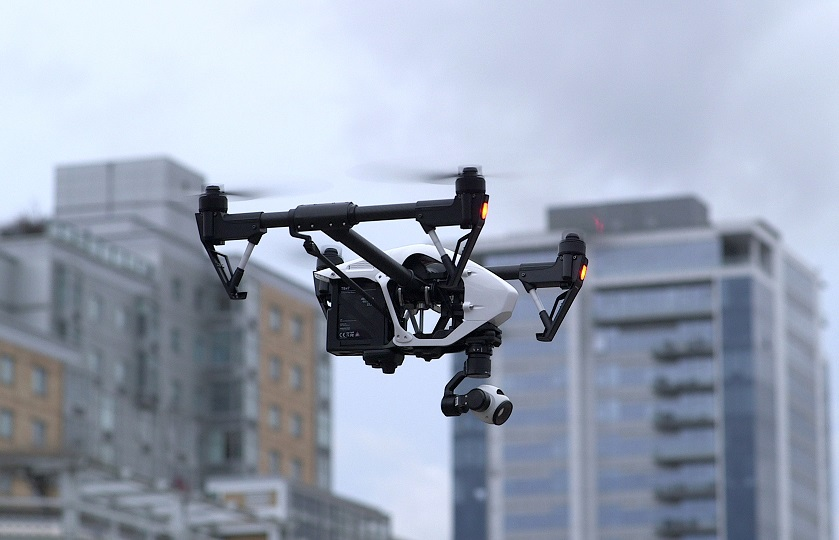 Inspire_city_background Running a Professional Drone Operation? Invest in a Good System Early On