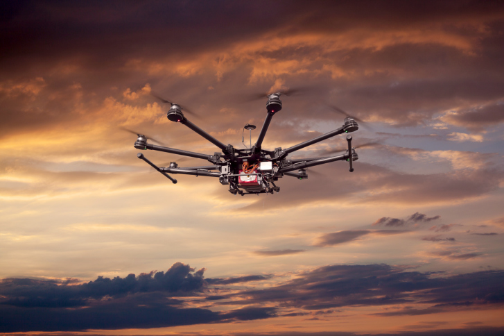 cloudy-orange Dronecode Project Investments Nearly Triple in First Year