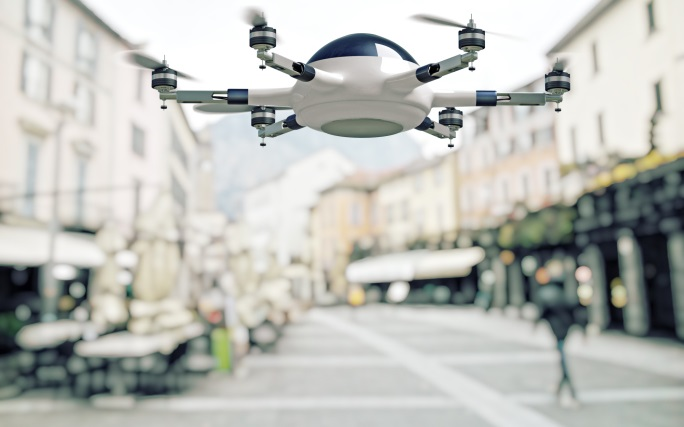 ThinkstockPhotos-486796916 Airbus, Singapore Aviation Authority to Test UAS Parcel Delivery in Urban Areas