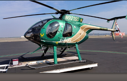 fresno-helicopter Fresno Police Say UAS Came Within 20 Feet of In-Flight Helicopter