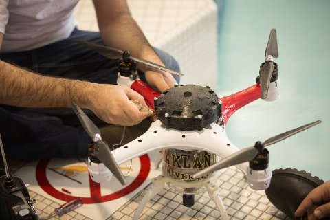 loon-copter The 'Loon Copter' Drone Can Operate Under, On & Over Water
