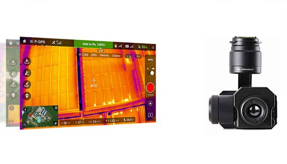 planet-inhouse Fla. Company Becomes Launch Partner for New DJI/FLIR Thermal Camera