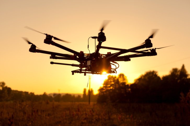 sunsettt Senator Plans Measure for No-Fly Drone Technology in 'Sensitive Areas'