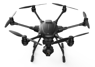 344190 Yuneec's Typhoon H Drone Now Available for Pre-Order