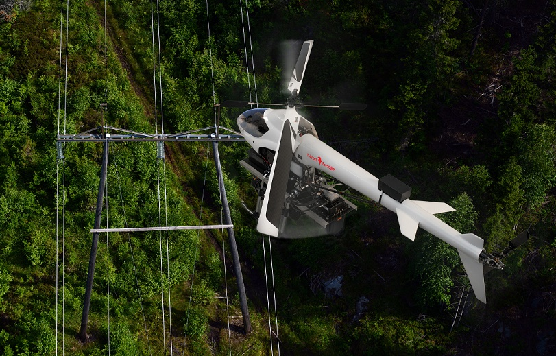 Sharper-Shape's-Next-Eagle®-drones-inspect-power-lines-to-detect-dangers-to-the-grid Consortium Aims to Advance Long-Distance Drone Use for Electric Companies
