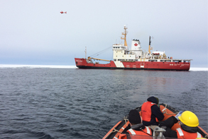 canada-uav Canadian Government Trials UAVs in Support of Coast Guard Operations