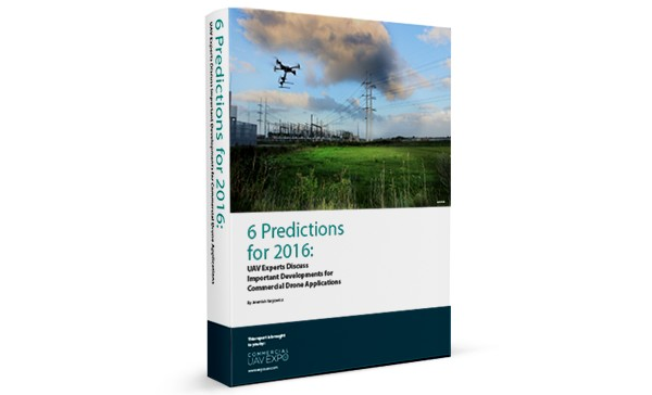 commercial-uav-expo-report Commercial UAV Expo Releases Report on Six Predictions for 2016