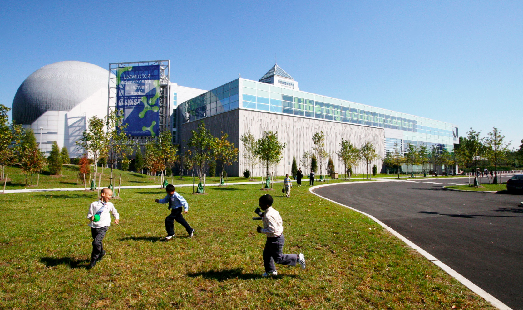 lsc_building-2 'Day of Drones' Comes to New Jersey's Liberty Science Center