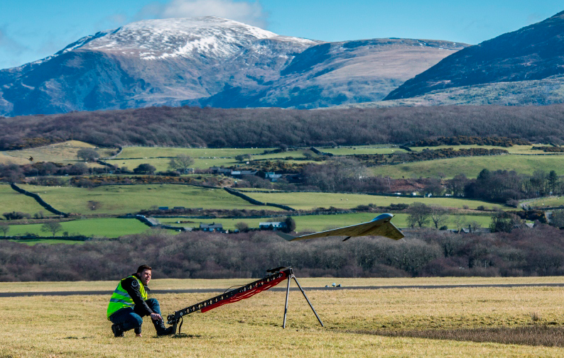 qnetiq Wales Trials Drones for Monitoring Tidal Flooding, Illegal Fishing