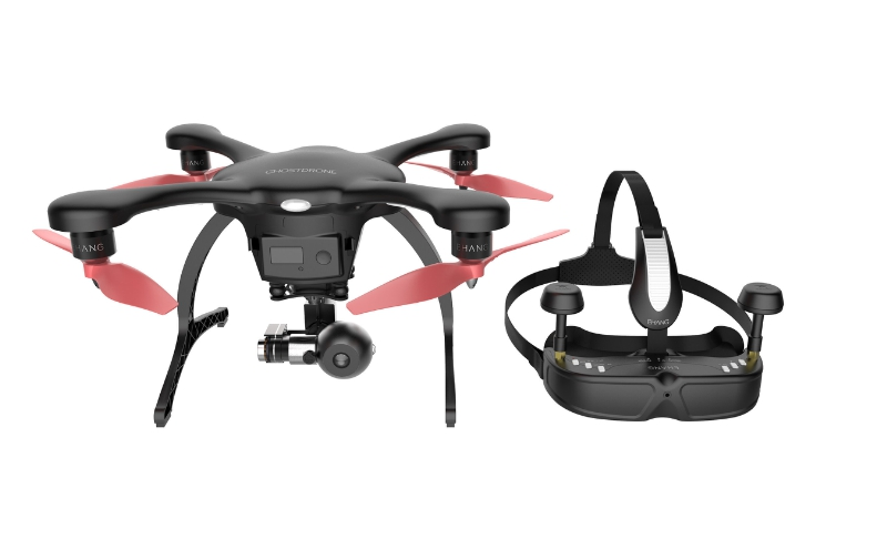 356298 EHang Introduces New Versions of GHOSTDRONE 2.0 UAVs