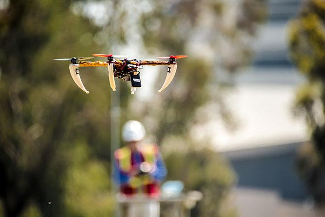 coming-home_sized Qualcomm Green-Lighted for Drone R&D in Class B Airspace