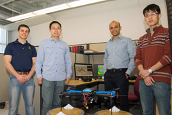 gI_110403_UAV-research-team WPI, Aurora Developing Algorithms to Assist UAV Pilots with Decision-Making
