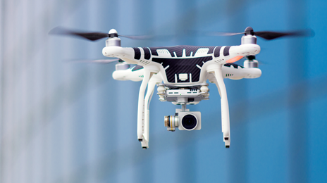 hsb-drone Specialty Property Insurer in CT to Use Drones for Inspection, Loss Prevention