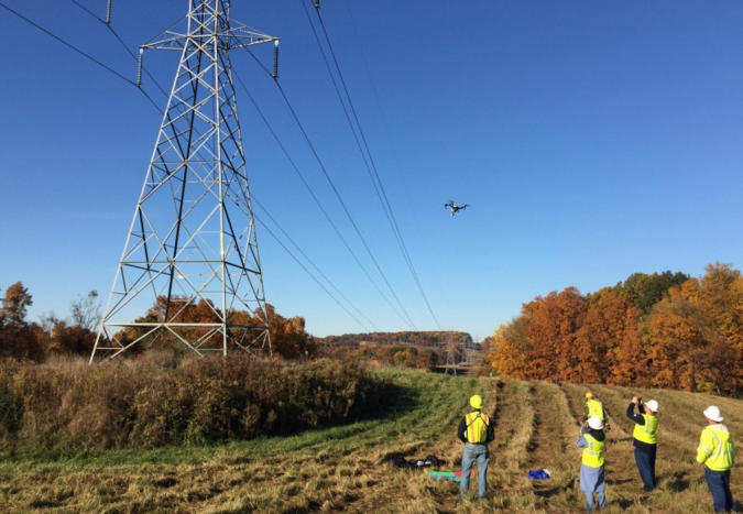 lift-technologies An Efficient Workflow for Commercial Drone Flights: Before, During and After