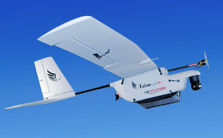 talon-120le DHS Assesses Fixed-Wing, Multi-Rotor sUAS for Situational Awareness