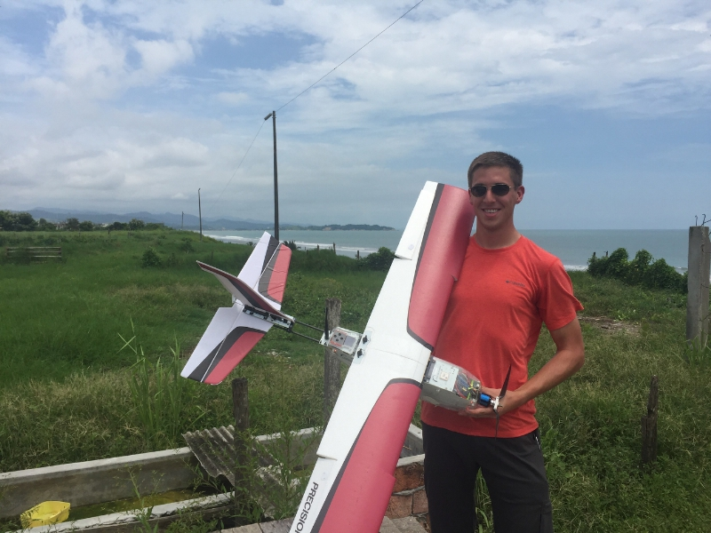 372325 Munich Re Goes With PrecisionHawk for Damage Assessment via Drones