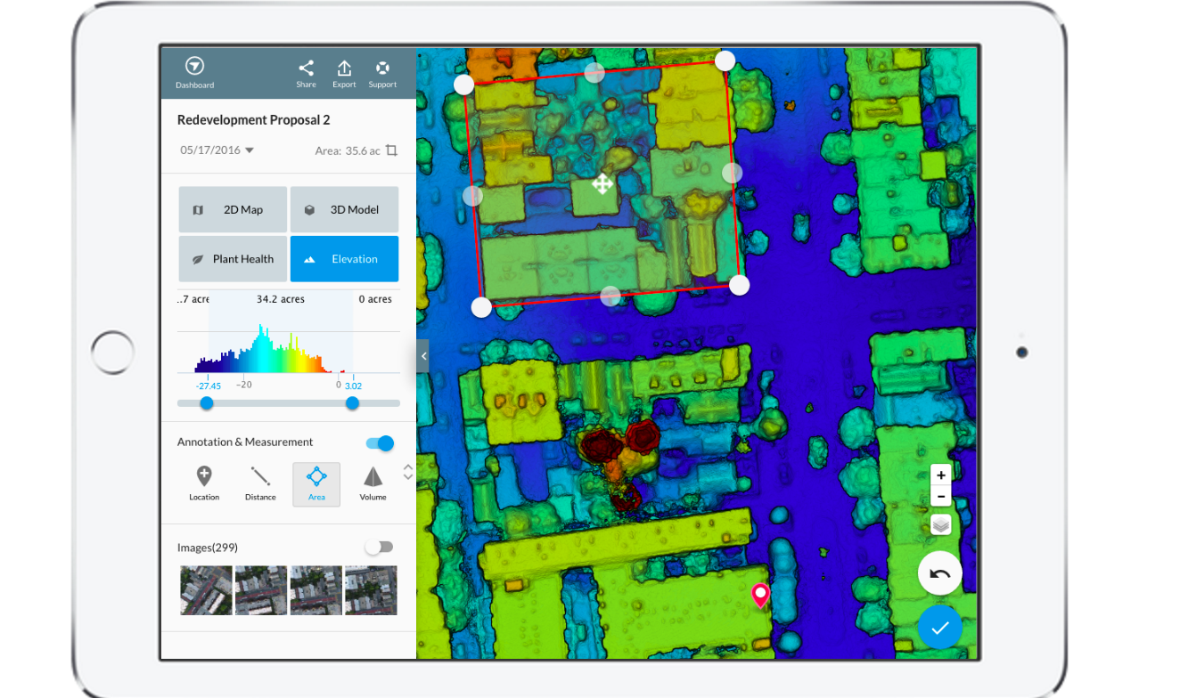 DroneDeploy-Integrated-App New DroneDeploy App Integrates Automated Drone Flight, Data Capture & Analysis