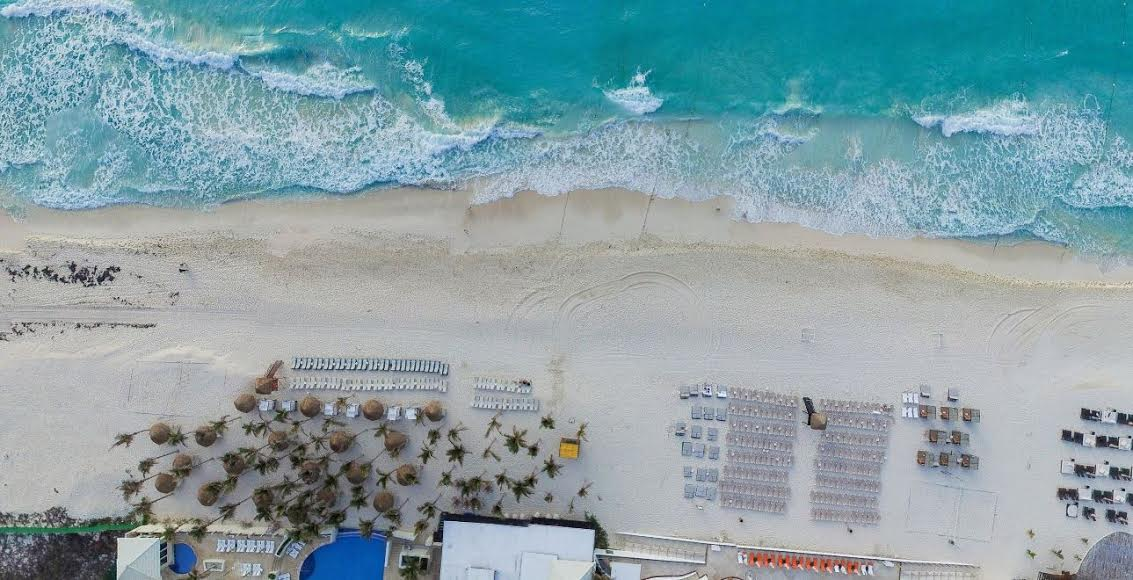 cancun SkyPixel Launches 360-Degree Panorama Contest for Drone Users