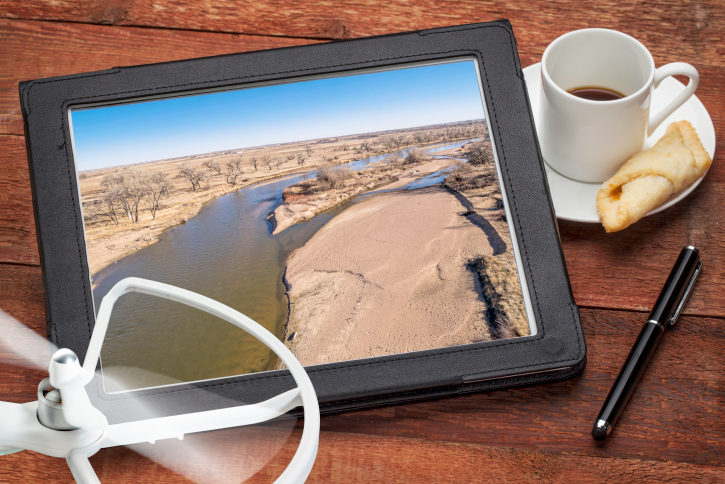 drone-on-ipad How to Bring in Customers to Your Newly Launched Drone Business
