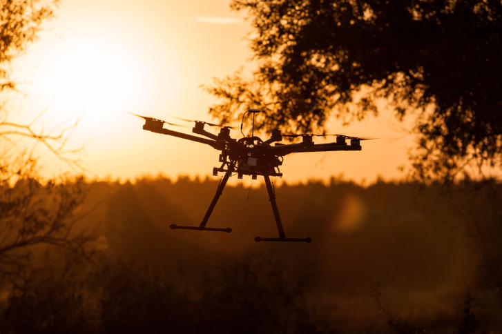 orange Senate THUD Bill Includes $18.4M for Drone Research