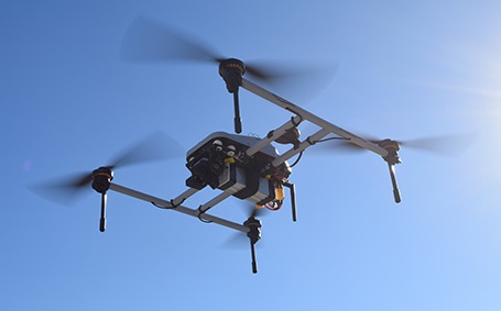 phoenix-ace-le-bot-img Multi-Rotor Drone Uses 4G LTE to Fly Beyond the Visual Line of Sight