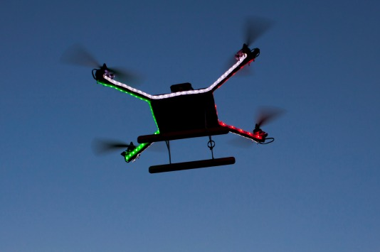 Drone-3.18.2014 R.I. Legislators Want Airport Corp. to Have Authority to Regulate UAVs