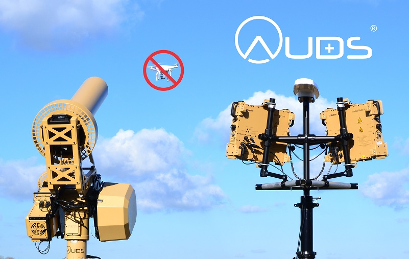 auds-with-drone-high-res FAA Brings in British Companies' Counter-UAV System