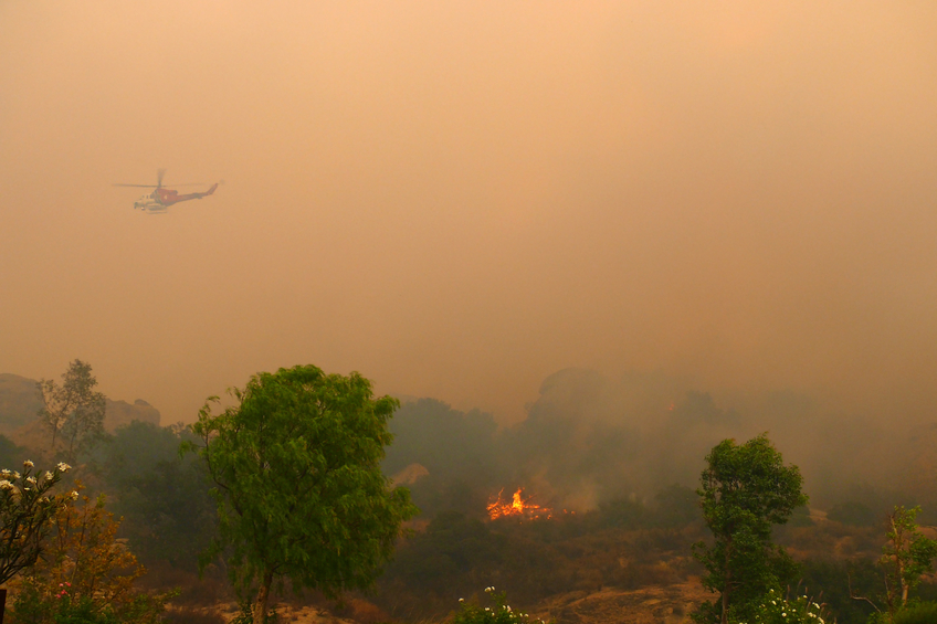 iStock_67657571_SMALL Federal Agencies Step Up Efforts to Combat Unauthorized UAS at Wildfires