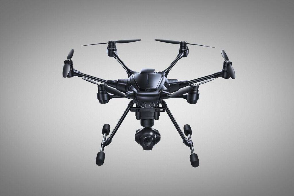 unspecified Yuneec Typhoon H Drone with Intel RealSense Now Available for Pre-Order