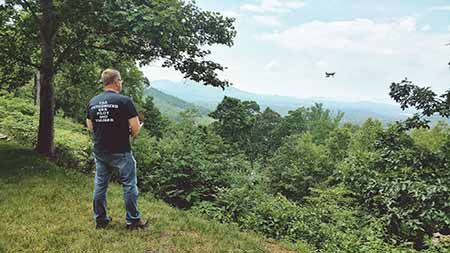 Drone-ImageLR N.C. Community College Rolls Out Two New Drone Courses